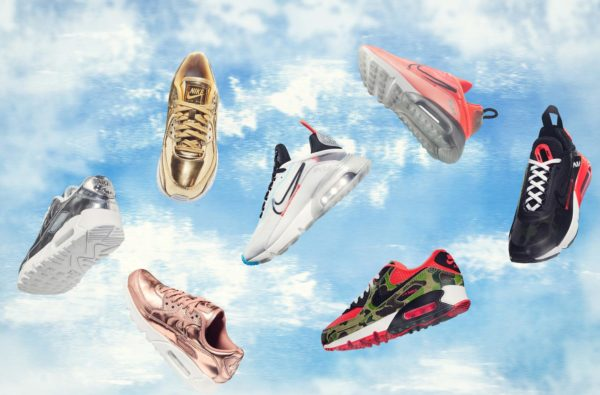 Nike Drop Off Extensive Collection of Releases for Air Max Day 2020