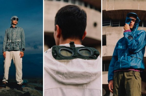 C.P. Company Drop Hard Range of Garment-Dyed Clothing for SS20