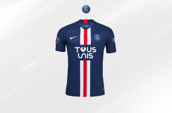 "PSG's Special Edition ""TOUS UNIS"" Jersey Raises €200,000 for Paris Hospitals"