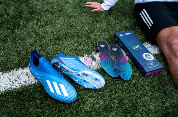 adidas Just Dropped a New 'Smart' Insole That Lets Players Improve their FIFA Ultimate Team with IRL Football Challenges