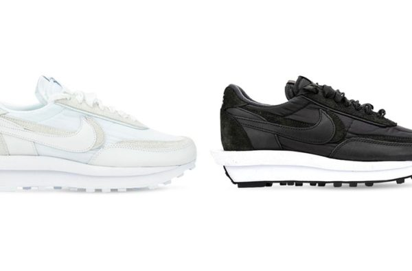 "Nike and sacai's Nike LDV Waffle ""White Nylon"" and ""Black Nylon"" Drop Next Week"