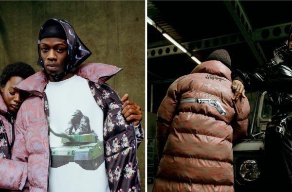 "J Hus Unveils 'The Ugliest' Clothing Line with Debut ""Gorilla Warfare"" Collection"