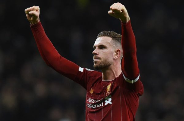 "Jordan Henderson Sets Up Premier League Coronavirus Fund to Raise ""Millions"" for NHS"