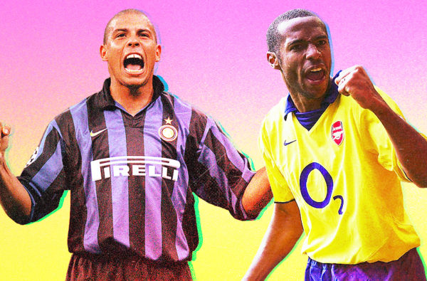 The 25 Most Iconic Football Shirt Sponsors of All Time