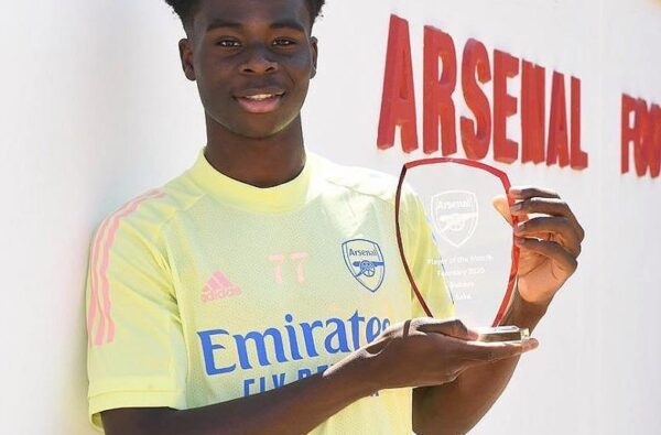 Bukayo Saka Expected to Sign New Contract Extension at Arsenal