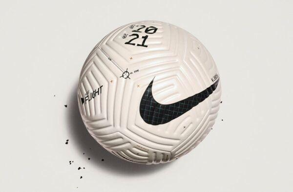 Get the First Look at the 2020/21 Premier League Ball, the Nike Flight