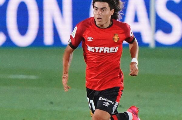 Mallorca's Luka Romero Becomes the Youngest-Ever Player to Feature in LaLiga Aged 15