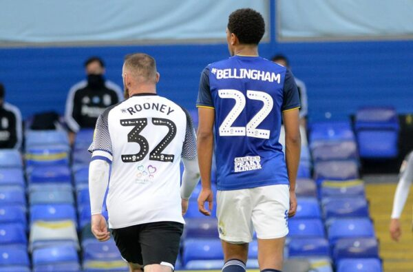 "Birmingham City Retire Jude Bellingham's Number 22 Shirt to ""Inspire Future Generations"""