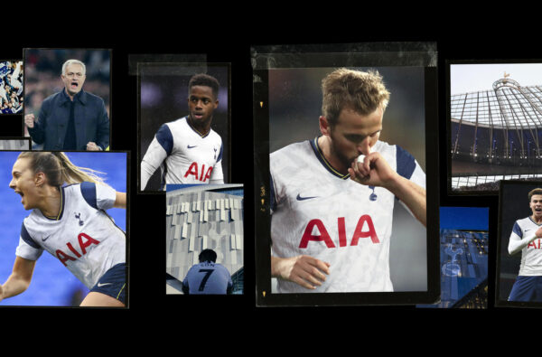 Nike Drop Off Tottenham Hotspurs' Cold Home and Away Jerseys for 2020-21