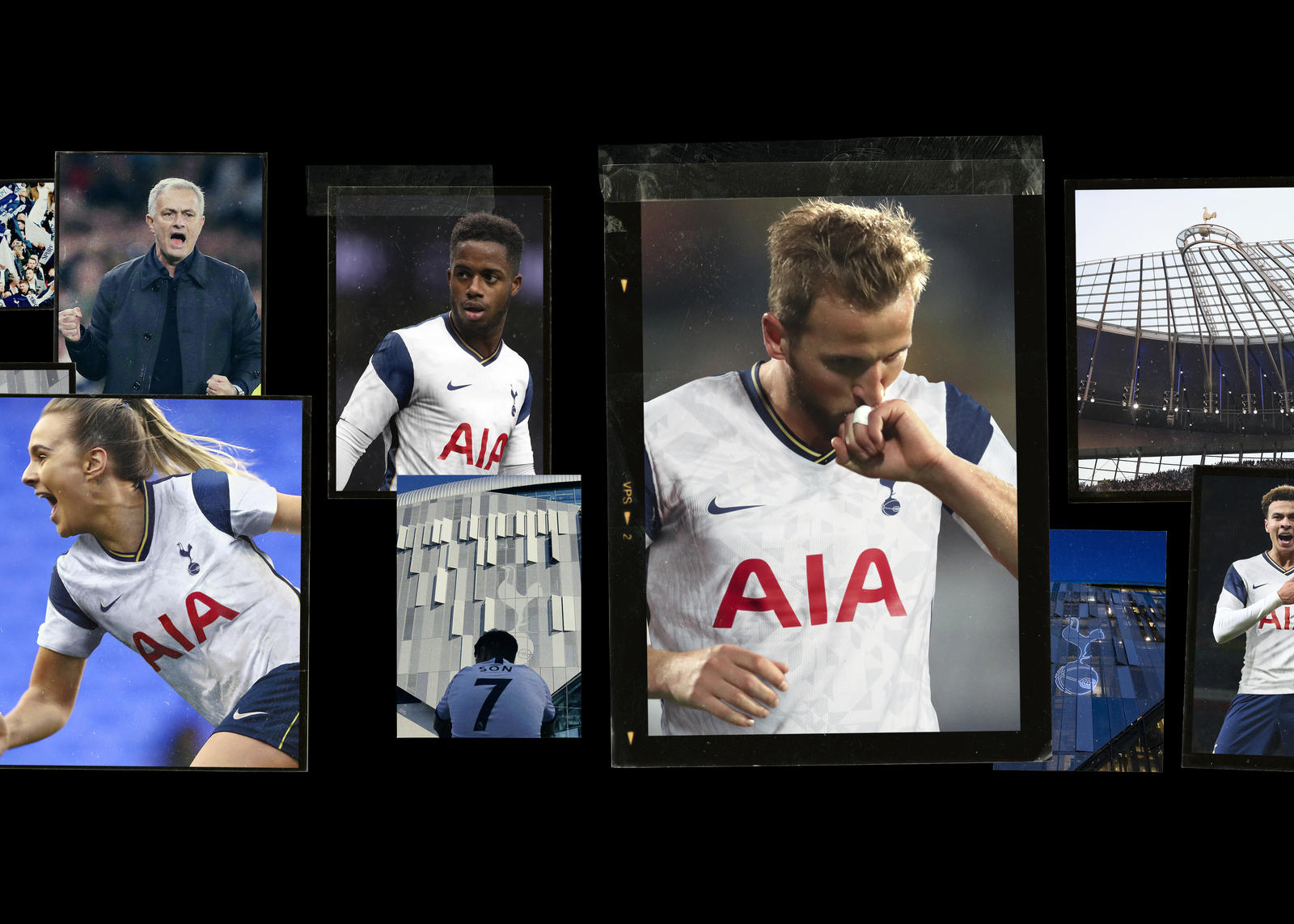 Nike Drop Off Tottenham Hotspurs Cold Home And Away Jerseys For 2020 21