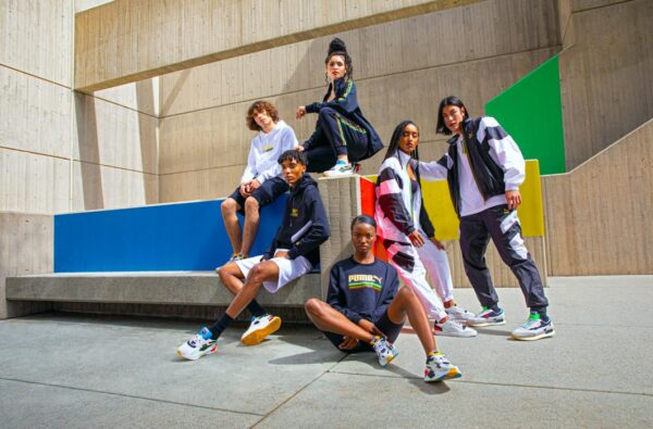 PUMA Launch New Unity Collection to Raise Money for U.N. Covid-19 Response Fund