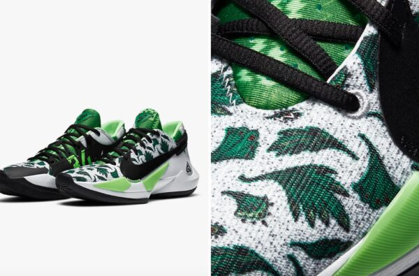 Nike are Dropping a Crazy Air Zoom Freak 2 'Naija' Edition Based on the Nigeria Football Jersey