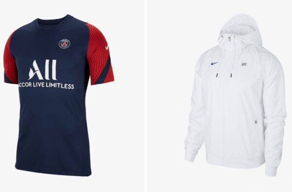 PSG Unveil Cold Nike Training Collection Ahead of 2020/21 Season