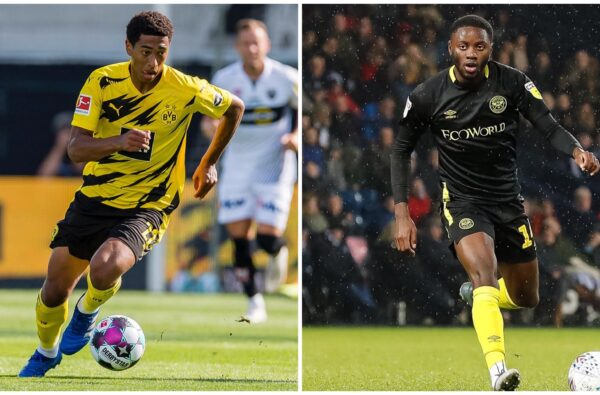 Jude Bellingham and Brentford's Josh DaSilva Earn Debut England U21 Call-Ups