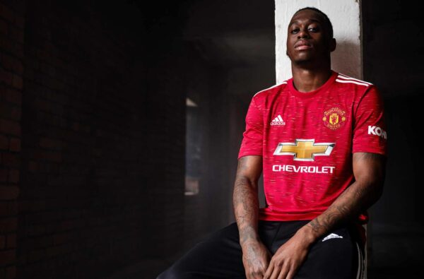 adidas Drop Manchester United's Fresh Home Shirt for 2020/21