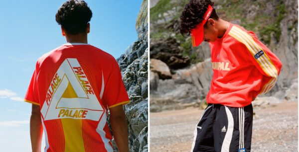 Palace and adidas Originals Reunite for More Football-Themed Fire