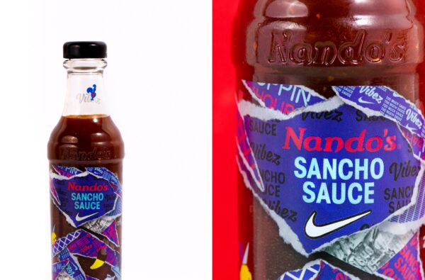 Nando's and Nike Bless Jadon Sancho with his Very Own PERi-PERi 'Sancho Sauce'