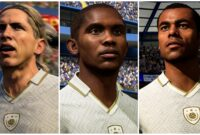 Fernando Torres, Samuel Eto'o and Ashley Cole Headline FIFA 21's New Wave of Icons