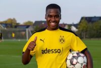 16-Year-Old Jamie Bynoe-Gittens Just Followed Jadon Sancho's Path by Leaving Man City for BVB