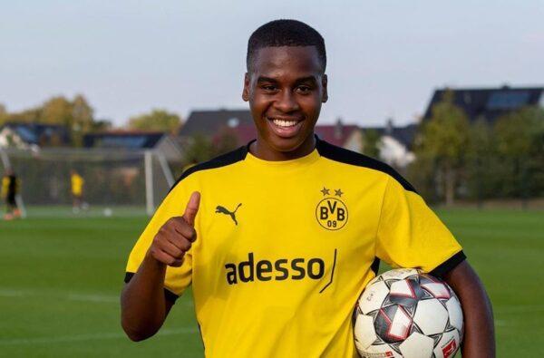 16-Year-Old Jamie Bynoe-Gittens Just Followed Jadon Sancho's Path by Leaving Man City for BVB