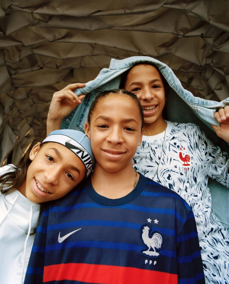 Nike's Clean New France National Team Collection Unites ...