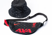 Art of Football Reinvent Liverpool and Nike's Warm-up Jersey into Bucket Hats and Bags