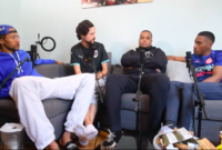 The Poet & Vuj Podcast Returns for a Major Link up With Chunkz and Filly