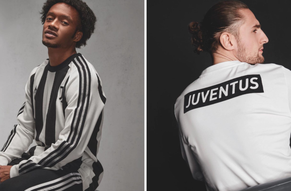 adidas Unveil Clean 20/21 'Icons Collection' for Juventus