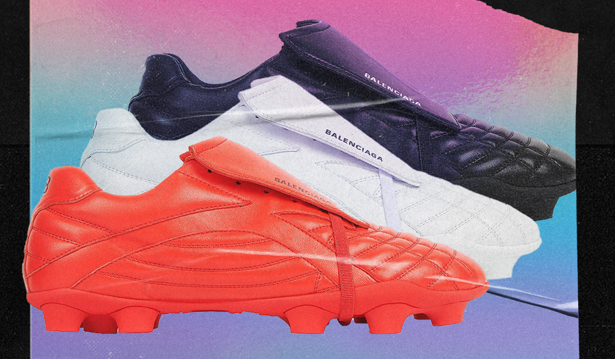 Why We're Not Here for the Balenciaga Football Boots