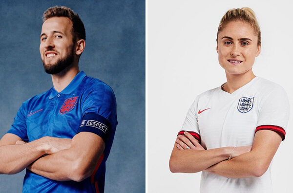 The FA Announces England Men's and Women's Team Have Been Receiving Equal Pay Since January