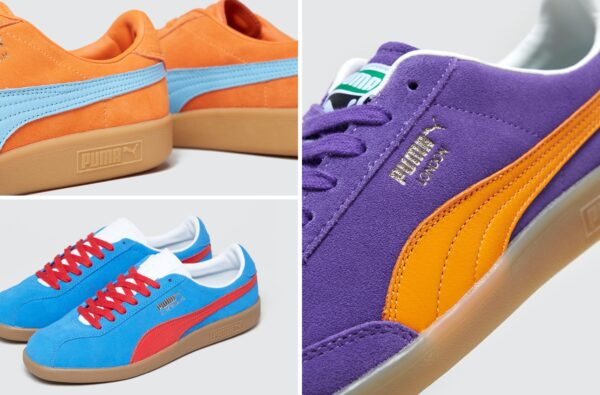 PUMA Relaunch the Terrace Collection with Three Retro-Inspired Sneaker Drops