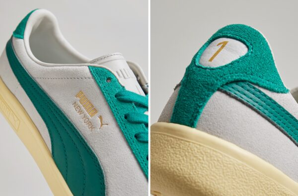 PUMA Dives Into the Archive for the Retro-Styled Bluebird New York