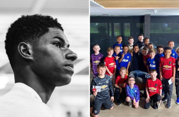 Marcus Rashford Becomes Youngest Person Ever to Top the Sunday Times Giving List