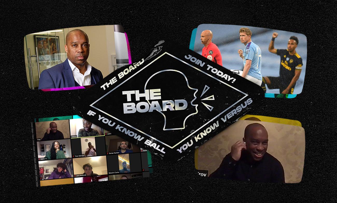 5 Things We Learned from 'The Board' with Kick It Out's Troy Townsend