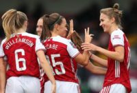 Vivianne Miedema Becomes First Player to Reach 50 Women's Super League Goals