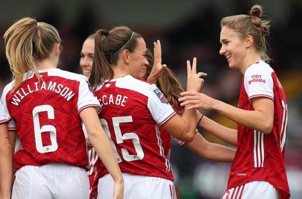 Vivianne Miedema Becomes First Player to Reach 50 Women's Super League Goals