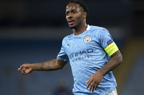 Raheem Sterling is Launching a Foundation to Help Disadvantaged Young People