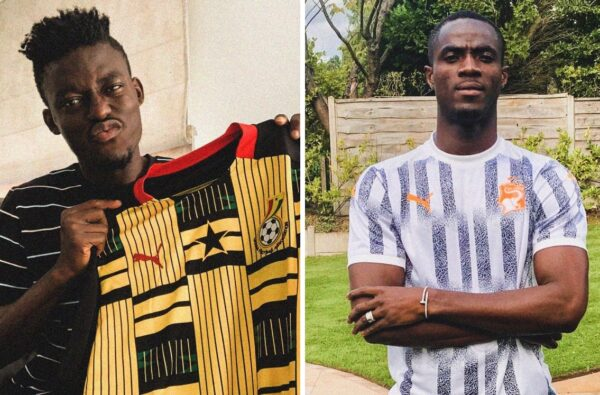 PUMA Unveil 2020 Home and Away Shirts for African National Teams
