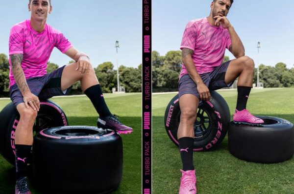 Puma Unveil Turbo Editions of their Ultra and Future Football Boots