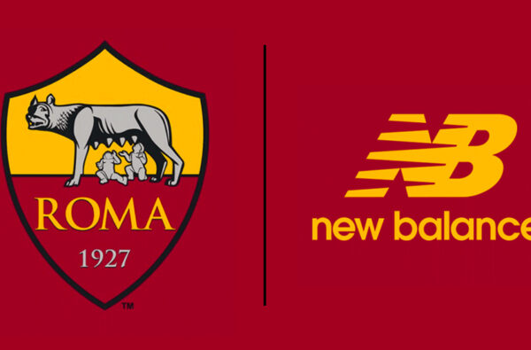 AS Roma Set to Sign Multi-Year Deal with New Balance from 2021-22