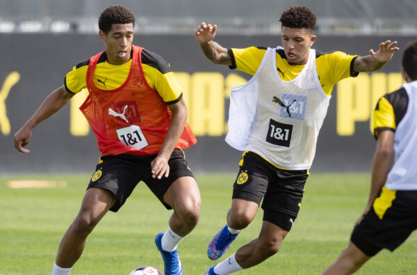 Jude Bellingham Speaks on the Importance of Jadon Sancho in New Interview