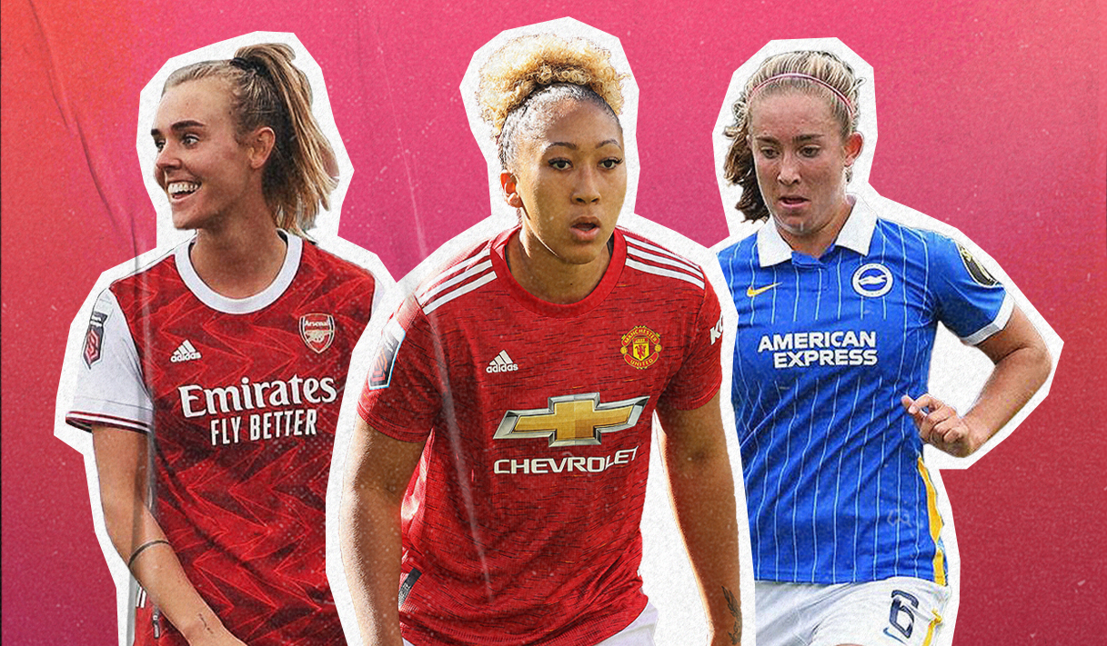The Best Young Ballers in the Women's Super League Right Now
