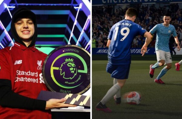 The ePremier League Is Back for the 2020/21 Season with a £40,000 Prize Pot