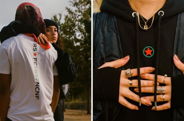 Iconic French Football Club Red Star FC Just Dropped Its First Lifestyle Collection