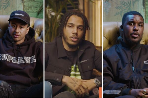 Jesse Lingard, AJ Tracey and More Talk Racial Profiling in Final Episode of 'The Race Card'