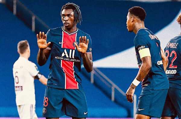 Moise Kean is Eager on a Permanent Move to PSG After Rediscovering Form in France