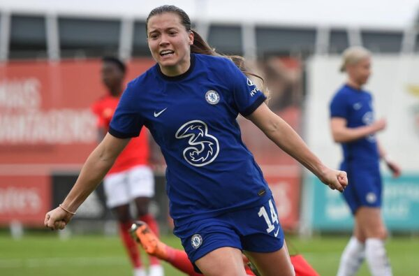 Fran Kirby Surpasses Eni Aluko to Become Chelsea's Leading Goal-Scorer
