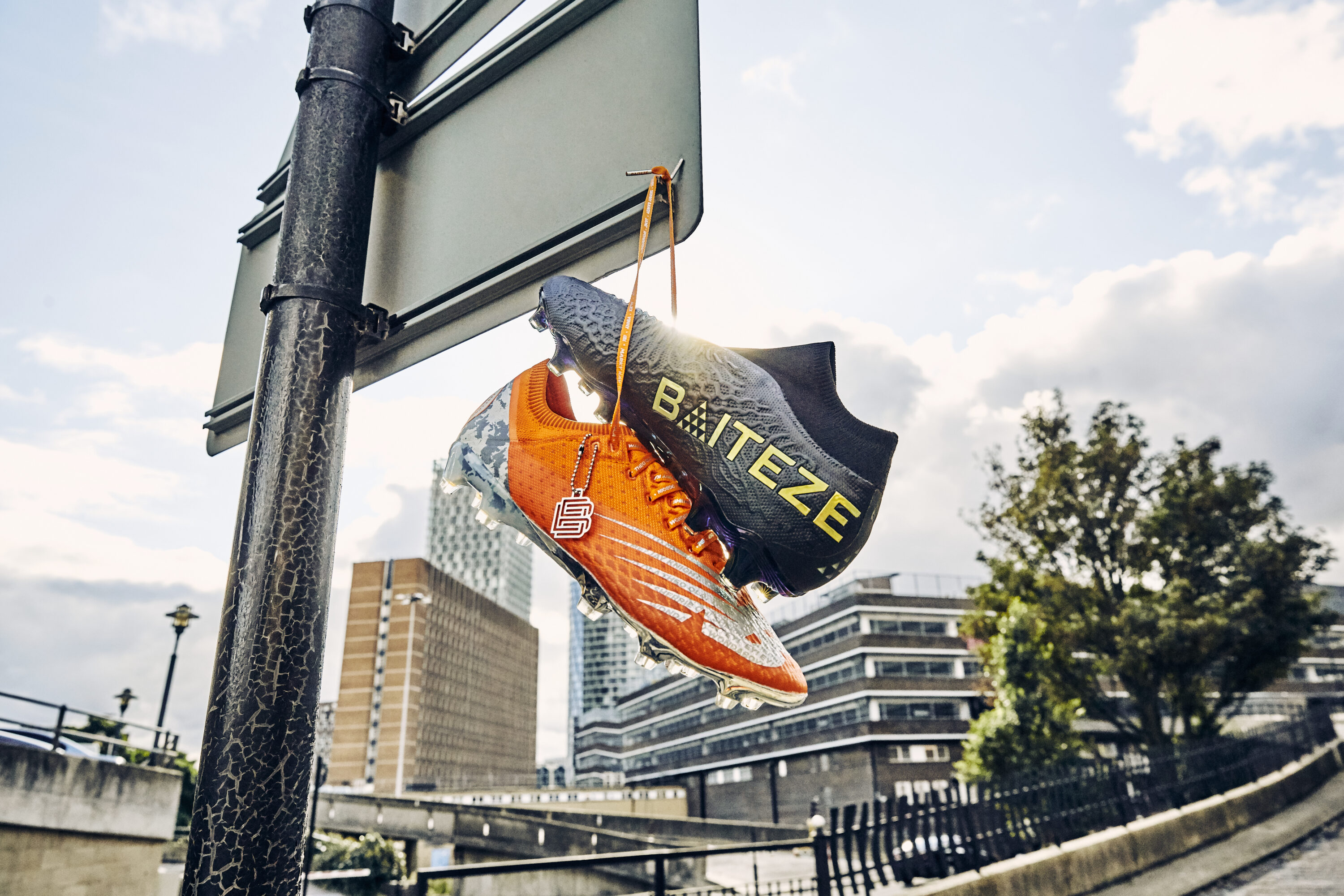 Baiteze FC Make History By Dropping Their Own Signature Boot Pack with New Balance