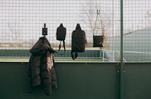 Formation Studio Drop Off New Accessories Collection Designed for 5-A-Side Football