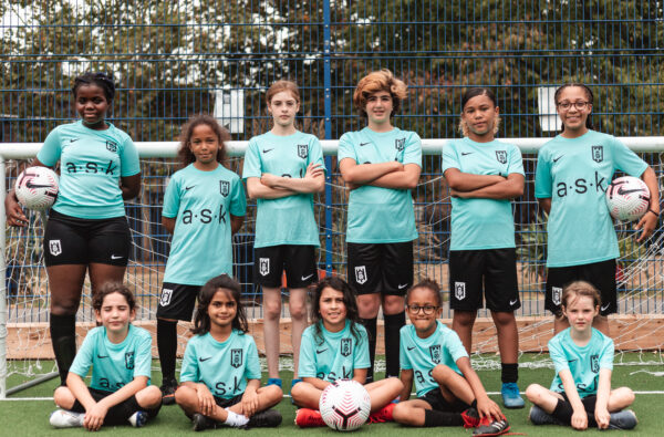 Bloomsbury Football Partner With Super 5 League and Nike to Launch the 'Girls Super League', Creating the Next Generation of Female Ballers